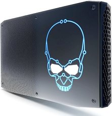 Платформа Intel NUC8I7HNK2 Hades Canyon NUC kit