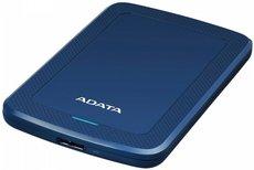 Внешний жесткий диск 4Tb ADATA HV300 Blue (AHV300-4TU31-CBL)