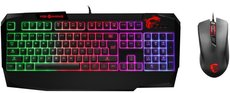 Клавиатура + мышь MSI Vigor GK-40 Combo (GK-40 + GM10)