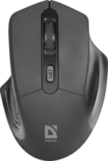 Мышь Defender Datum MB-345 Black (52345)