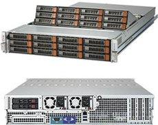 Серверная платформа SuperMicro SSG-6028R-E1CR24N