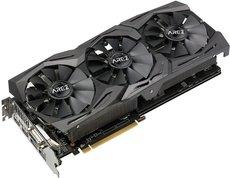 Видеокарта AMD (ATI) Radeon RX 580 ASUS PCI-E 8192Mb (AREZ-STRIX-RX580-O8G-GAMING)