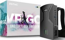Рюкзак виртуальной реальности Zotac ZBOX-VR7N71-W3B-BE VR GO
