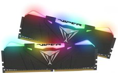 Оперативная память 16Gb DDR4 2666MHz Patriot Viper RGB (PVR416G266C5K) (2x8Gb KIT)