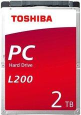 Жесткий диск 2Tb SATA-III Toshiba L200 (HDWL120UZSVA) OEM