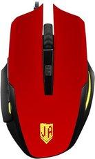 Мышь Jet.A OM-U54 LED Red