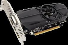 Видеокарта nVidia GeForce GTX1050 Gigabyte LP PCI-E 3072Mb (GV-N1050OC-3GL)