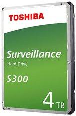 Жесткий диск 4Tb SATA-III Toshiba S300 Surveillance (HDWT140UZSVA)