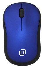 Мышь Oklick 655MW Black/Blue