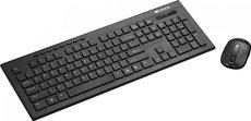 Клавиатура + мышь Canyon CNS-HSETW4RU