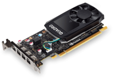 Профессиональная видеокарта nVidia Quadro P620 HP PCI-E 2048Mb (3ME25AA)