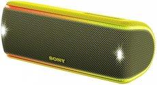 Портативная акустика Sony SRS-XB31 Yellow