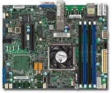 Серверная плата SuperMicro X10SDV-4C+-TP4F-O