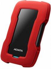 Внешний жесткий диск 1Tb ADATA HD330 Red (AHD330-1TU31-CRD)