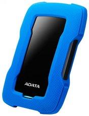 Внешний жесткий диск 4Tb ADATA HD330 Blue (AHD330-4TU31-CBL)