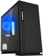 Корпус GameMax H605 Expedition Black