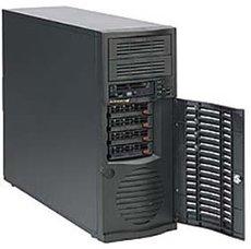 Серверный корпус SuperMicro CSE-733TQ-668B