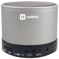 Портативная акустика Harper PS-012 Silver