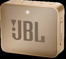 Портативная акустика JBL GO 2 Champagne