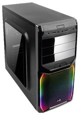 Корпус AeroCool V3X RGB Window