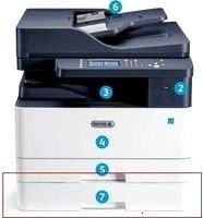Лоток Xerox 097N02316
