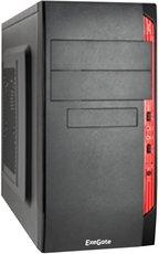 Корпус Exegate QA-410 350W Black