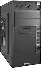 Корпус Exegate QA-411 600W Black