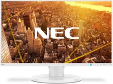 Монитор NEC 27' MultiSync E271N White