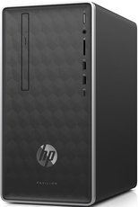 Настольный компьютер HP Pavilion 590-a0004ur (4KC63EA)
