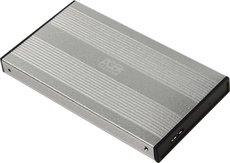 Внешний корпус для HDD AgeStar 3UB2S-SV Silver