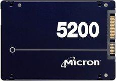 Твердотельный накопитель 240Gb SSD Micron 5200 Max (MTFDDAK240TDN)