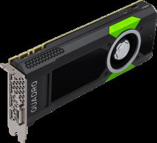 Профессиональная видеокарта nVidia Quadro P5000 PNY PCI-E 16384Mb (VCQP5000BLK-1) OEM