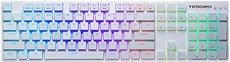 Клавиатура Tesoro Gram XS (Kailh Blue) White