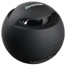 Портативная акустика Digma S-11 Black
