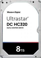 Жесткий диск 8Tb SAS HGST (Hitachi) Ultrastar DC HC320 (0B36400)
