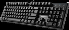 Клавиатура Gigabyte Force K83 Black (Cherry MX Red)