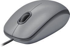 Мышь Logitech M110 Silent Grey (910-005490)