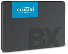 Твердотельный накопитель 240Gb SSD Crucial BX500 (CT240BX500SSD1)