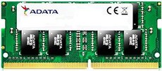 Оперативная память 4Gb DDR4 2400Mhz ADATA Premier SO-DIMM (AD4S2400J4G17-S)