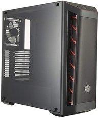 Корпус Cooler Master MasterBox MB511 Black/Red (MCB-B511D-KANN-S00)
