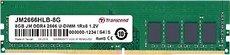Оперативная память 8Gb DDR4 2666MHz Transcend (JM2666HLB-8G)