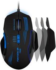 Мышь Jet.A PANTEON PS91 Black