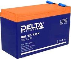 Аккумуляторная батарея Delta HRL12-7.2X