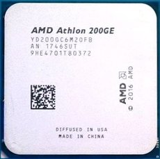 Процессор AMD Athlon 200GE OEM
