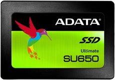 Твердотельный накопитель 240Gb SSD ADATA Ultimate SU650 (ASU650SS-240GT-R)