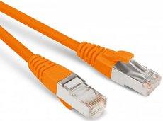 Патч-корд Hyperline PC-LPM-SFTP-RJ45-RJ45-C6-1M-LSZH-OR