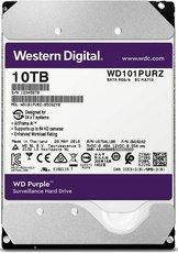 Жесткий диск 10Tb SATA-III Western Digital Purple (WD101PURZ)