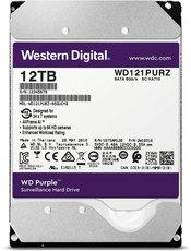 Жесткий диск 12Tb SATA-III Western Digital Purple (WD121PURZ)