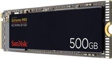 Твердотельный накопитель 500Gb SSD SanDisk Extreme Pro (SDSSDXPM2-500G-G25)