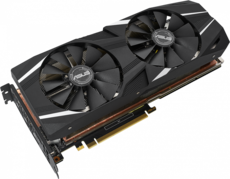 Видеокарта nVidia GeForce RTX2080 Ti ASUS PCI-E 11264Mb (DUAL-RTX2080TI-A11G)